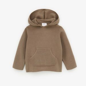 NWT Zara Hooded Sweater